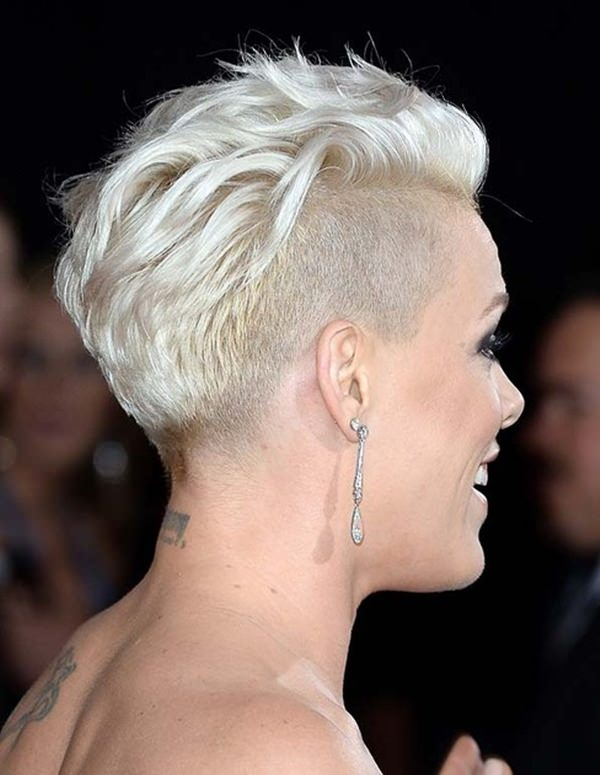 Shaved Hairstyle