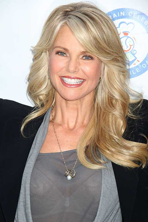 Longer Hairstyles For Women Over 50