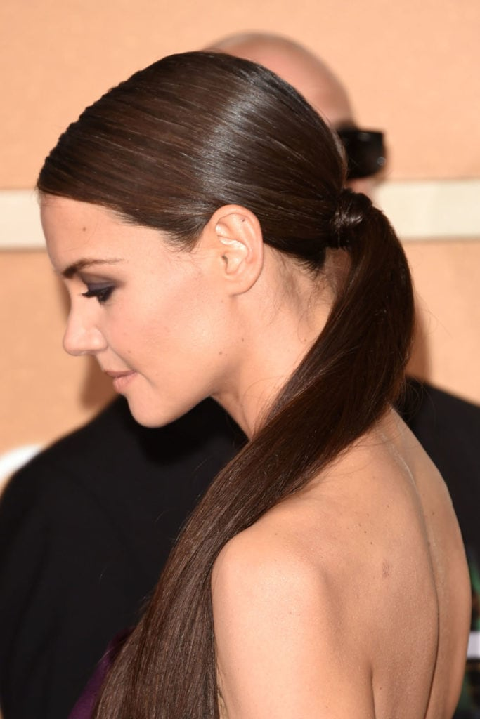Long Hairstyles For Women With Pony Tails