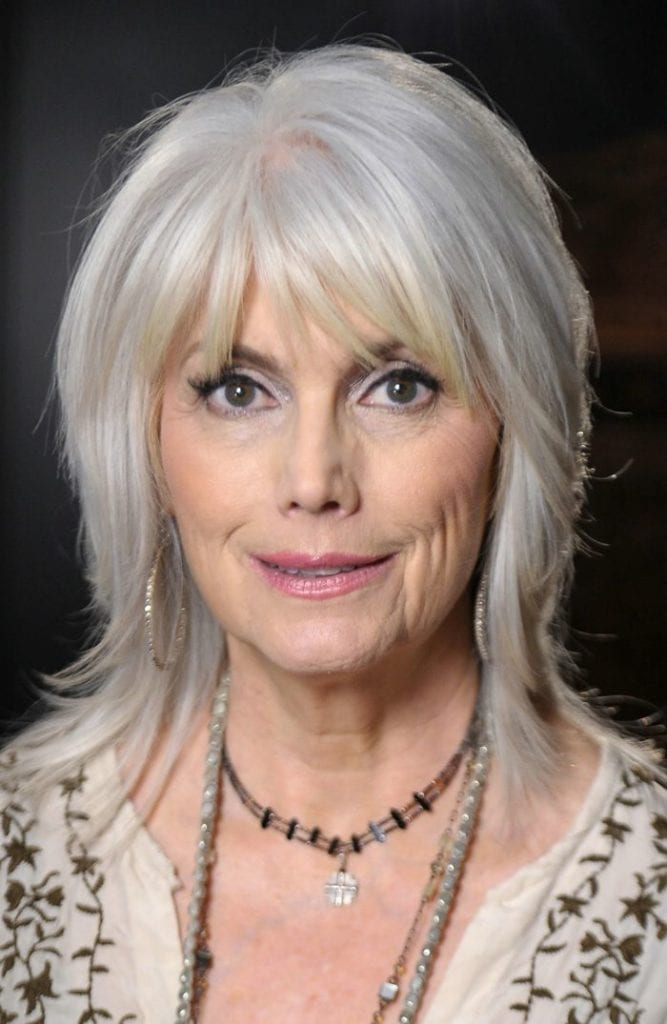 Thin Hairstyles For Women Over 50