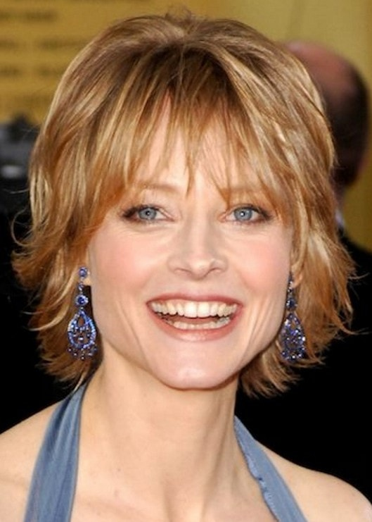 Shag Hairstyles For Women Over 50