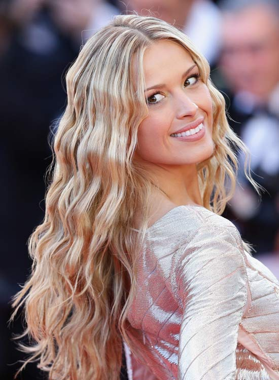 Waves Long Hairstyles For Women