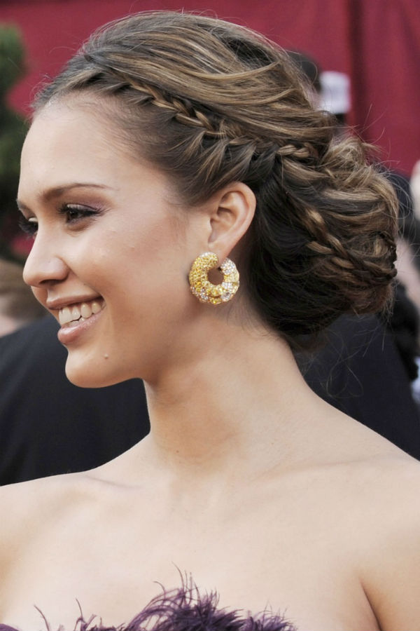 Red Carpet Celebrities Hairstyless