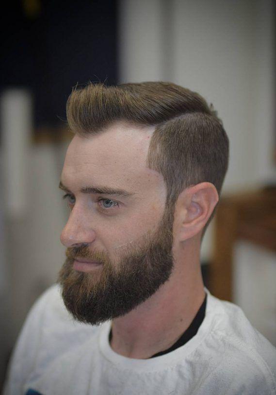 Widows Peak Mens Hairstyles