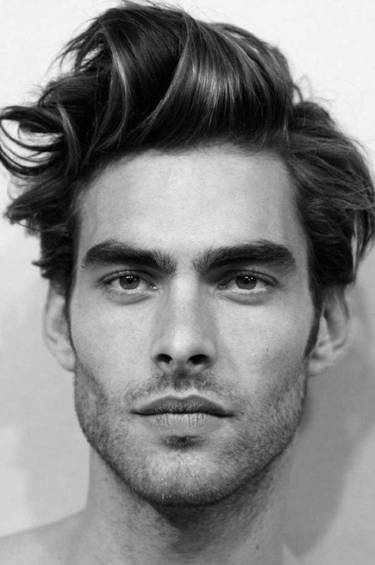 Mens Messy Hairstyles 15 Fashionable Trendy Ideas