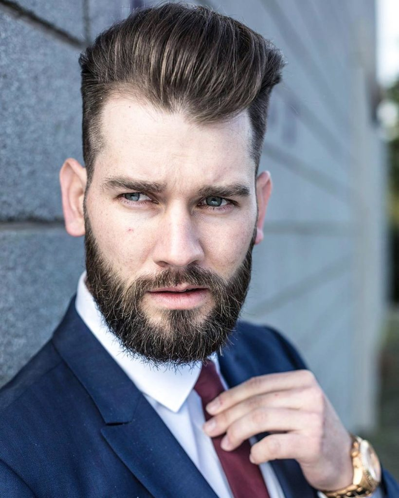 Business Casual Hairstyles: Top 17 Modern Business Hairstyles For Men