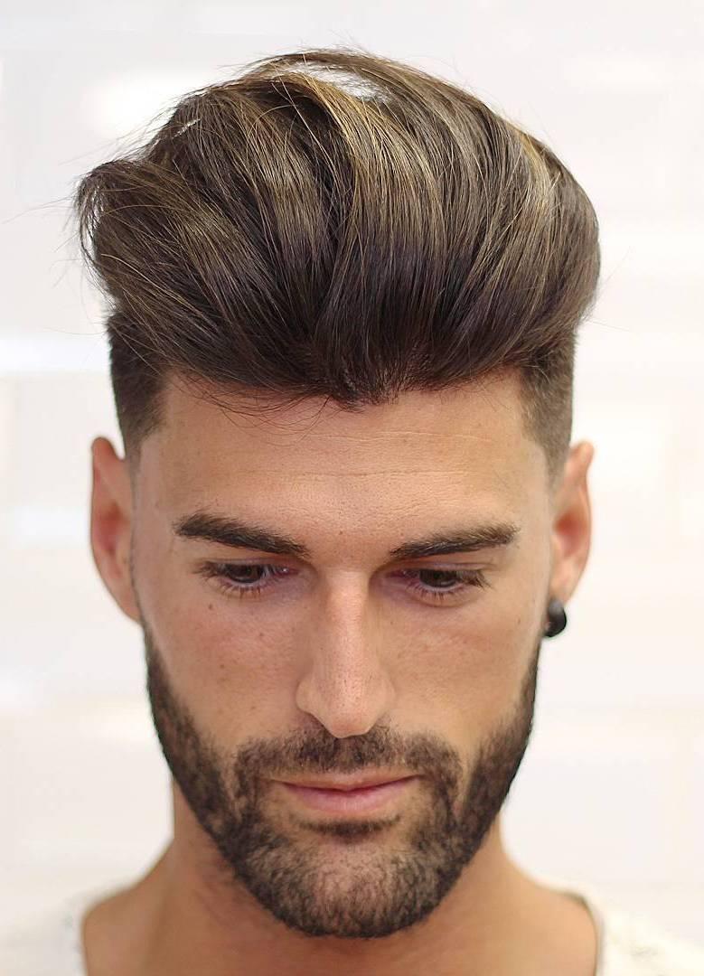 Mens Quiff Hairstyles