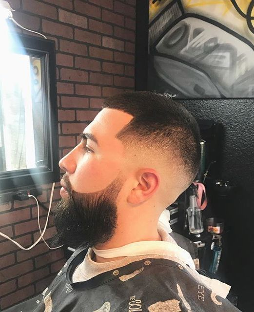 Mens Taper Fade Hairstyles