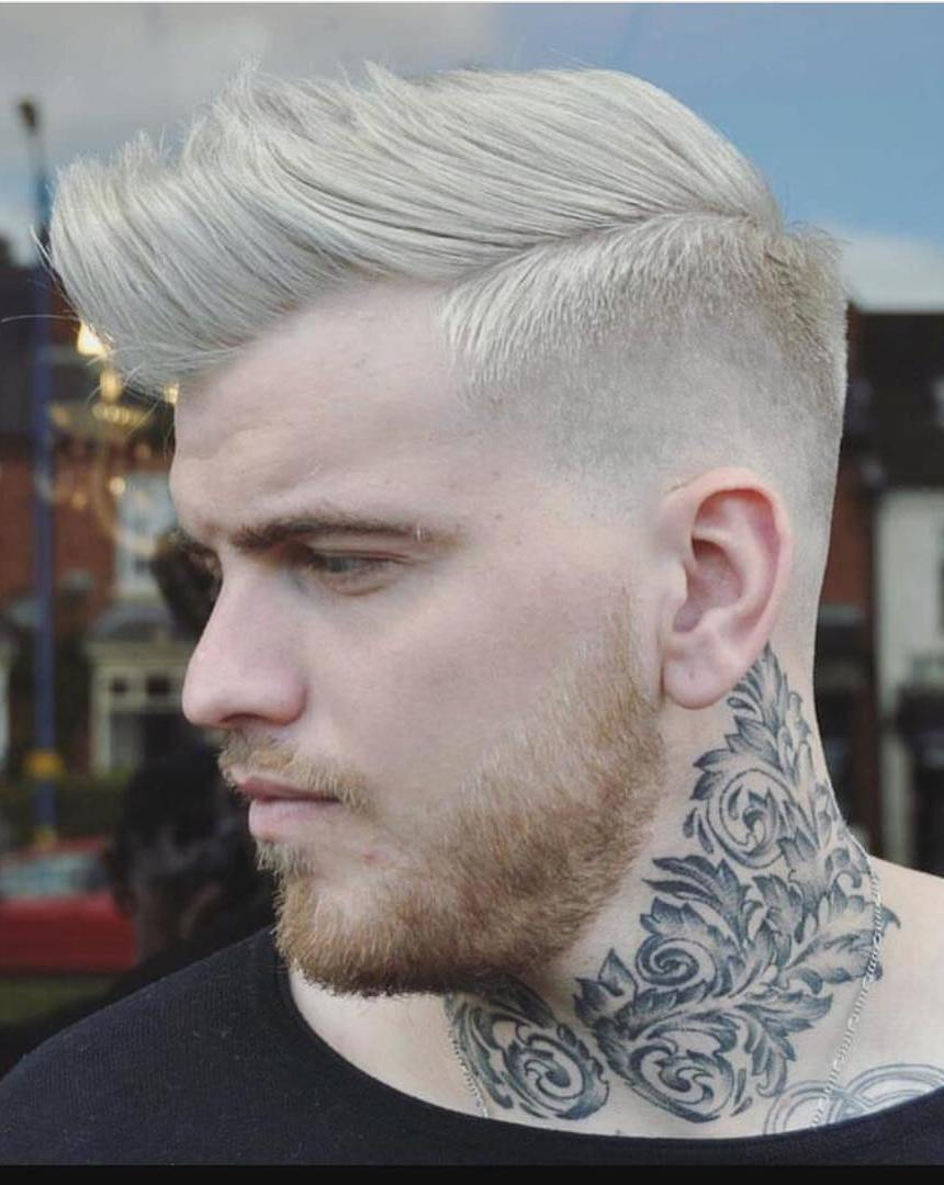 15 Mens Side Part Hairstyles Be The Trend Setter Of 2019 Hairdo
