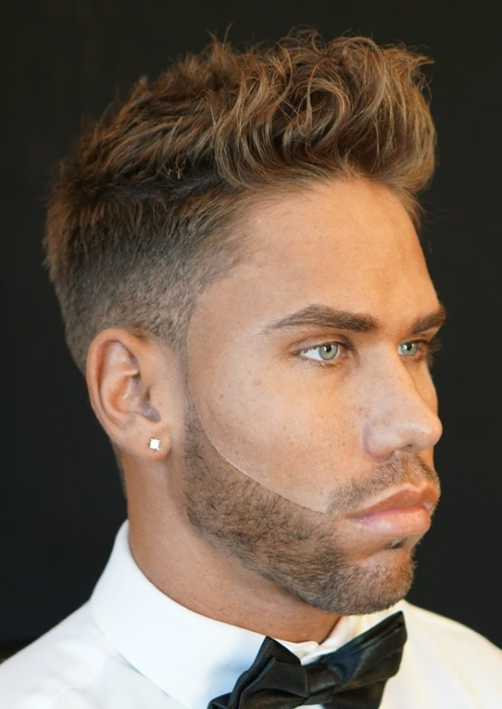 Blonde Hairstyles for Men