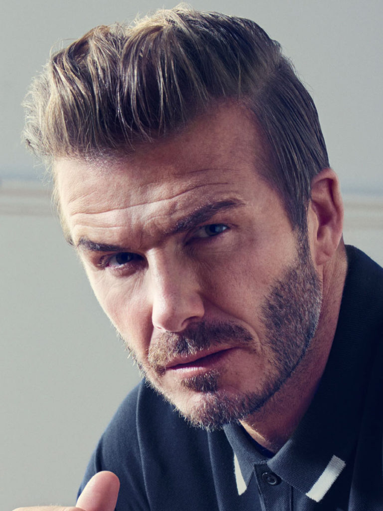 15 David Beckham Hairstyle Ideas For Menhairdo Hairstyle
