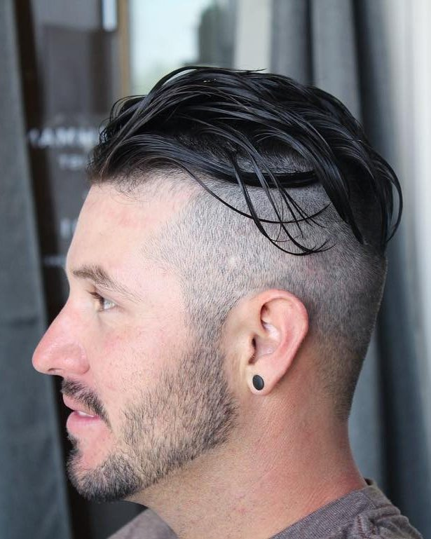 Undercut Hairstyle For Men