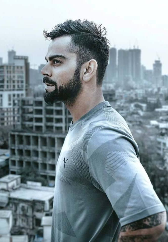 Trendy Virat Kohli Hairstyles And Haircut Ideas For 2018