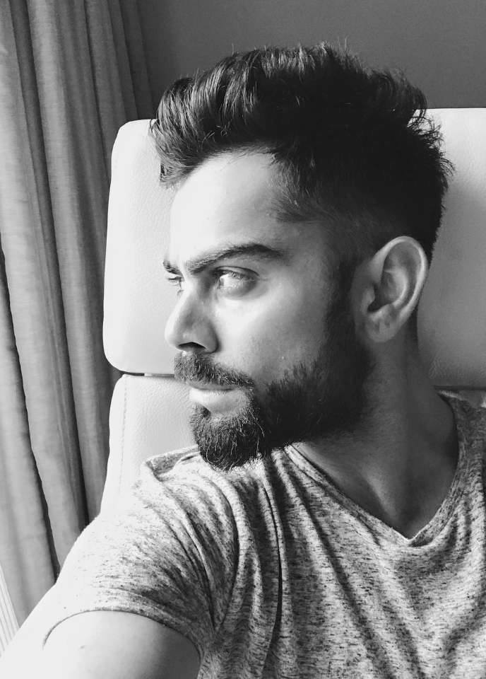 Trendy Virat Kohli Hairstyles And Haircut Ideas For 2018
