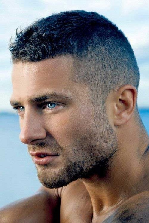 Fade Taper Undercut Short Mens Hairstyles