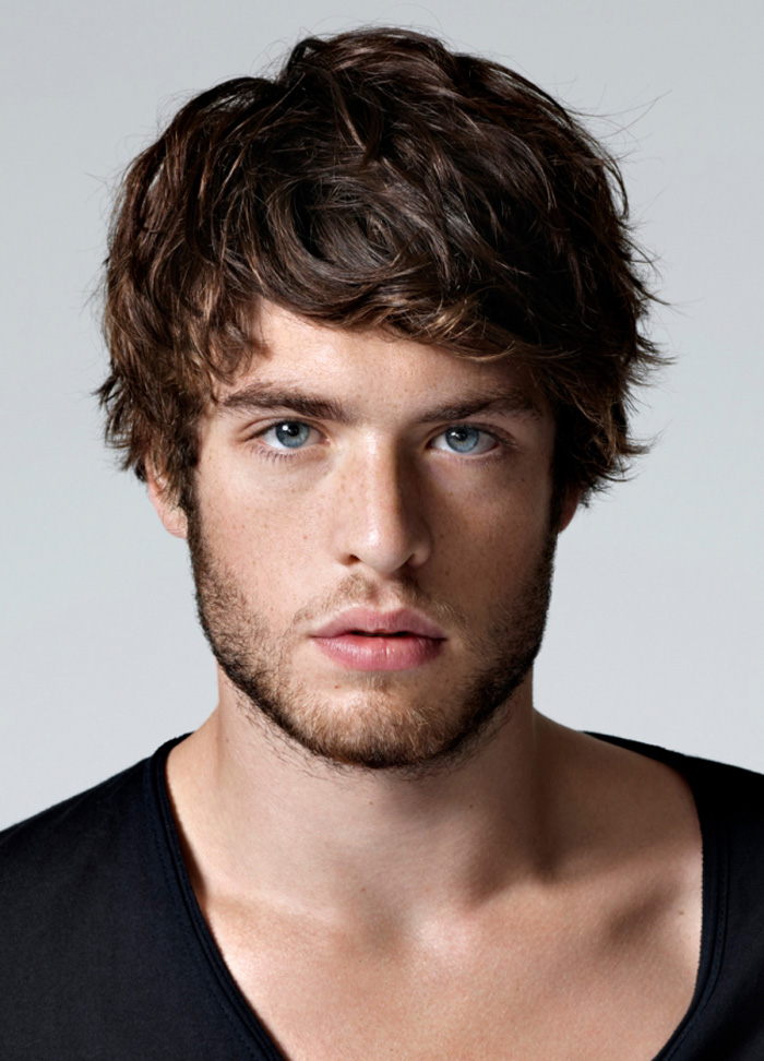 Mens Medium Hairstyles Try Something Cool With Medium Length Hair