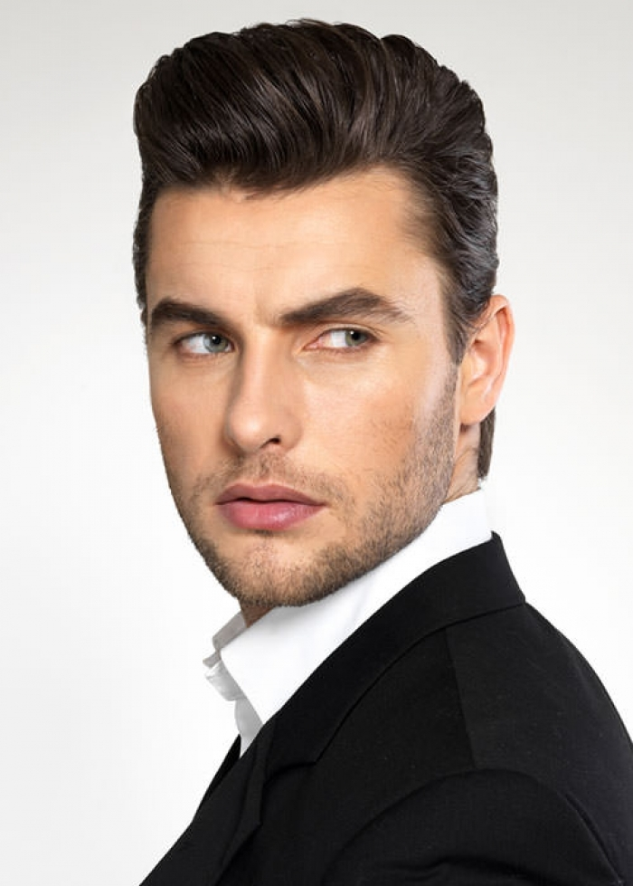 Business Hairstyles for Men