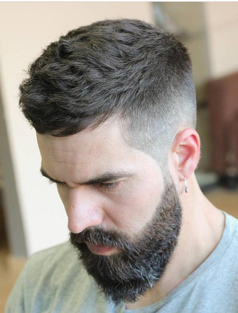 Fade Hairstyles For Men To Look Stylish Dashing