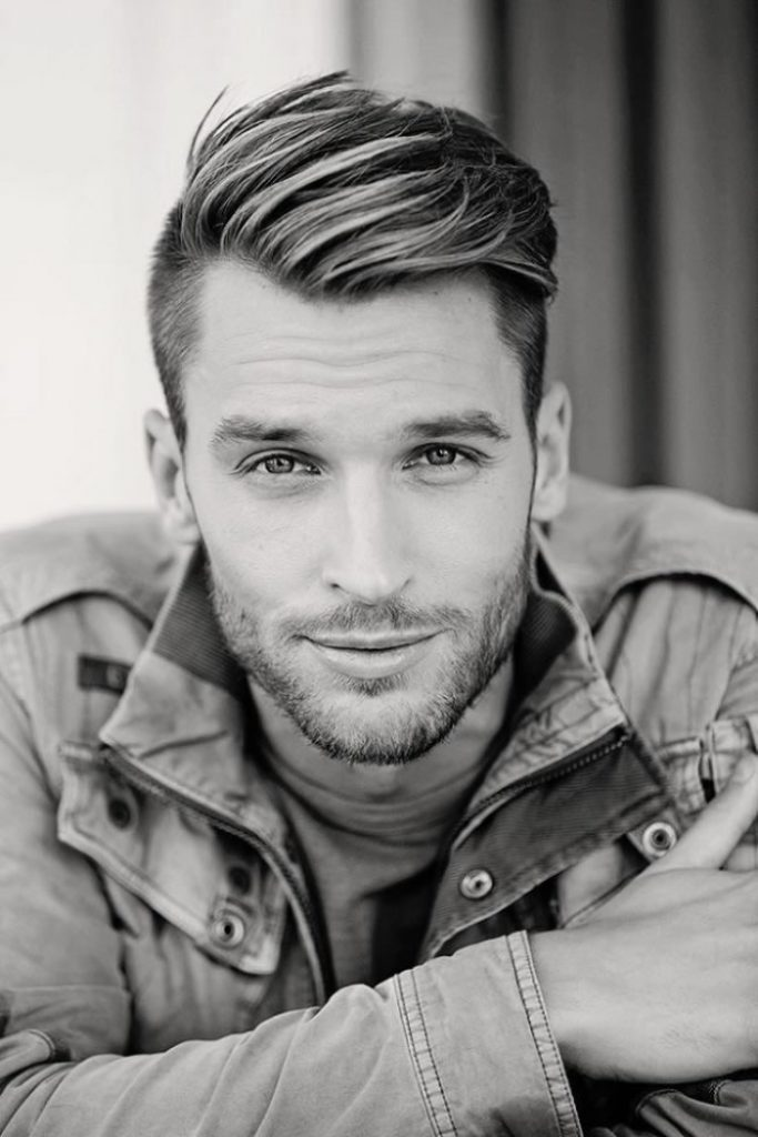 Mens Side Part Hairstyles