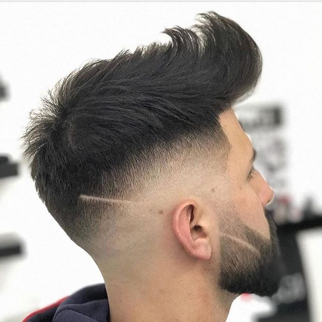 sharp fade haircut 20 trendy mens taper fade hairstyles to try in 2018 1905