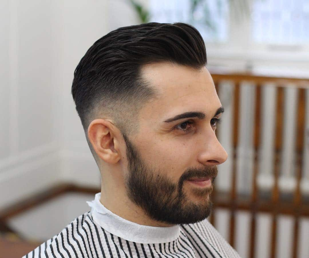 Mens Hairstyles For Receding Hairline