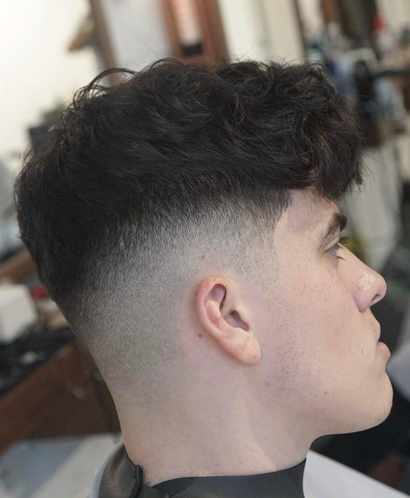 Mens Wavy Hairstyles