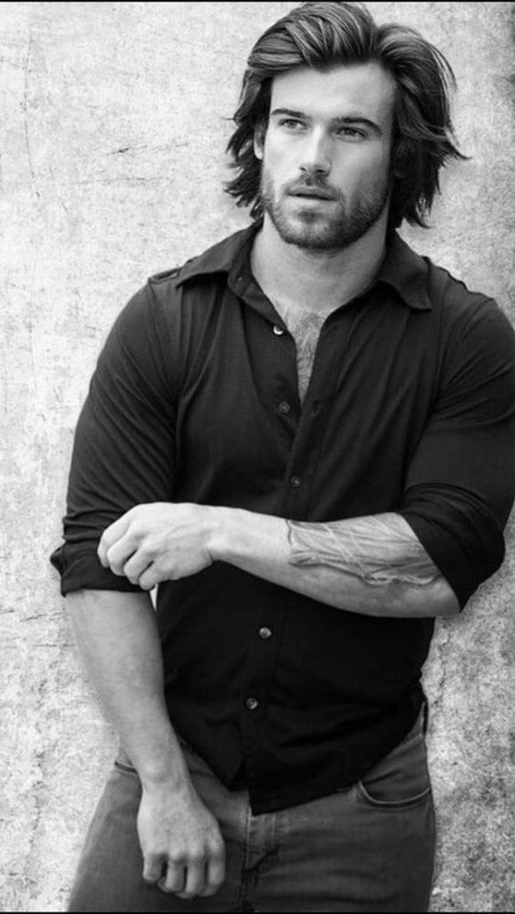 15 Beautiful And Classy Mens Long Hairstyles Hairdo Hairstyle
