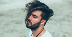 15 + Beautiful and Classy Mens Long Hairstyles
