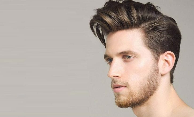Mens Pompadour Hairstyles