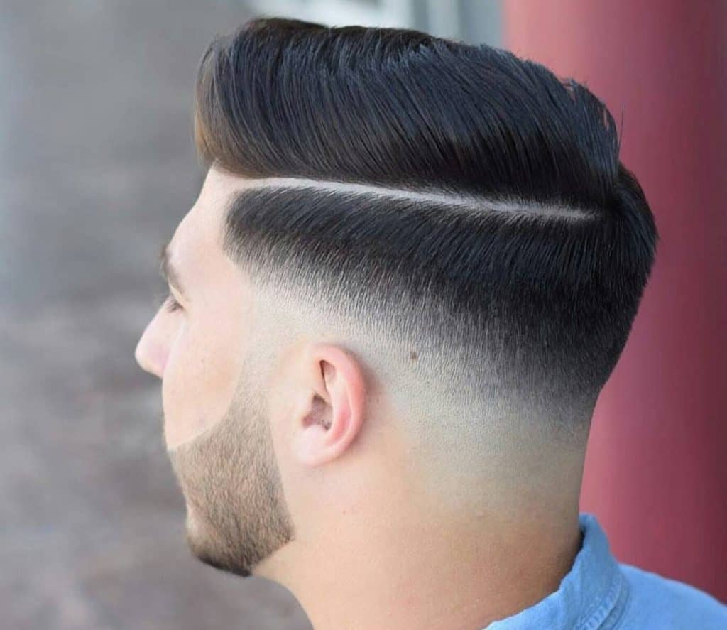 15 Mens Side Part Hairstyles Be The Trend Setter Of 2018