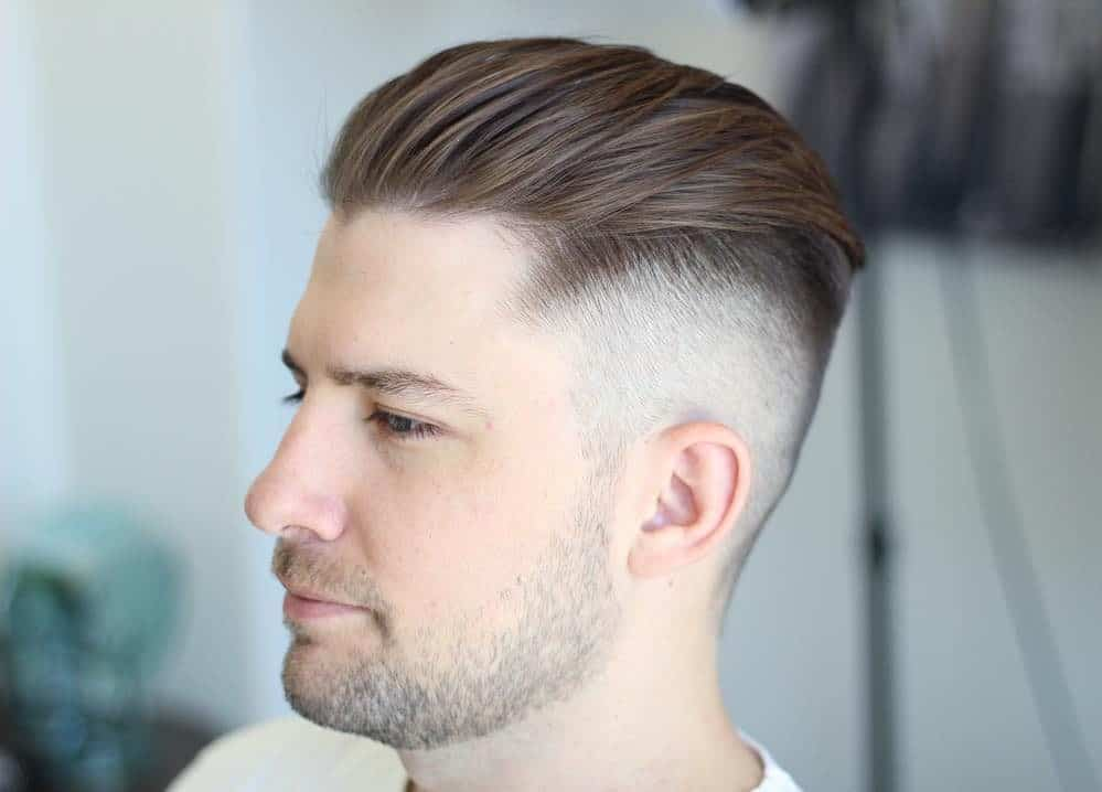 Trending Undercut Hairstyle For Men In 2018