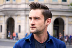 15 Widows Peak Mens Hairstyles to Bring The Peoples Attention