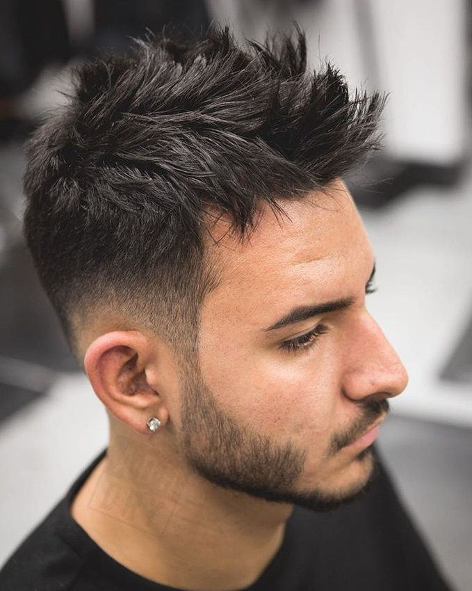 Womens Faux Hawk Haircut Image Collections Haircuts For Men And Women