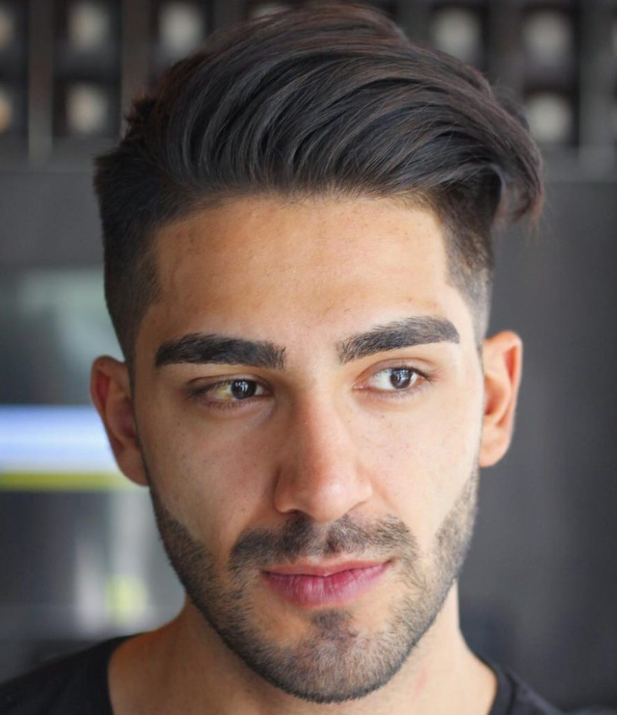 15 Stylish Mens Comb Over Hairstyles Trending In 2018