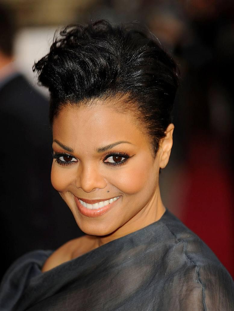 African American Short Hairstyle