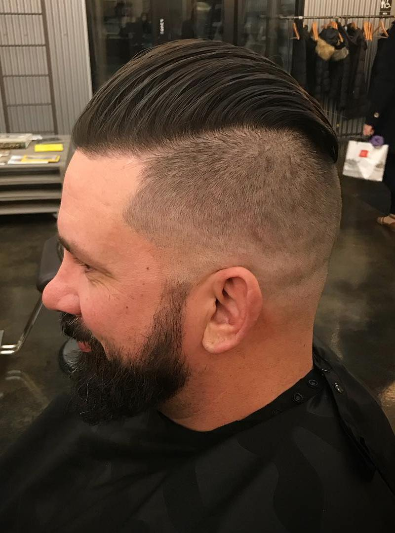 17 Latest Mens Slick Back Hairstyles Amp Haircut Ideas