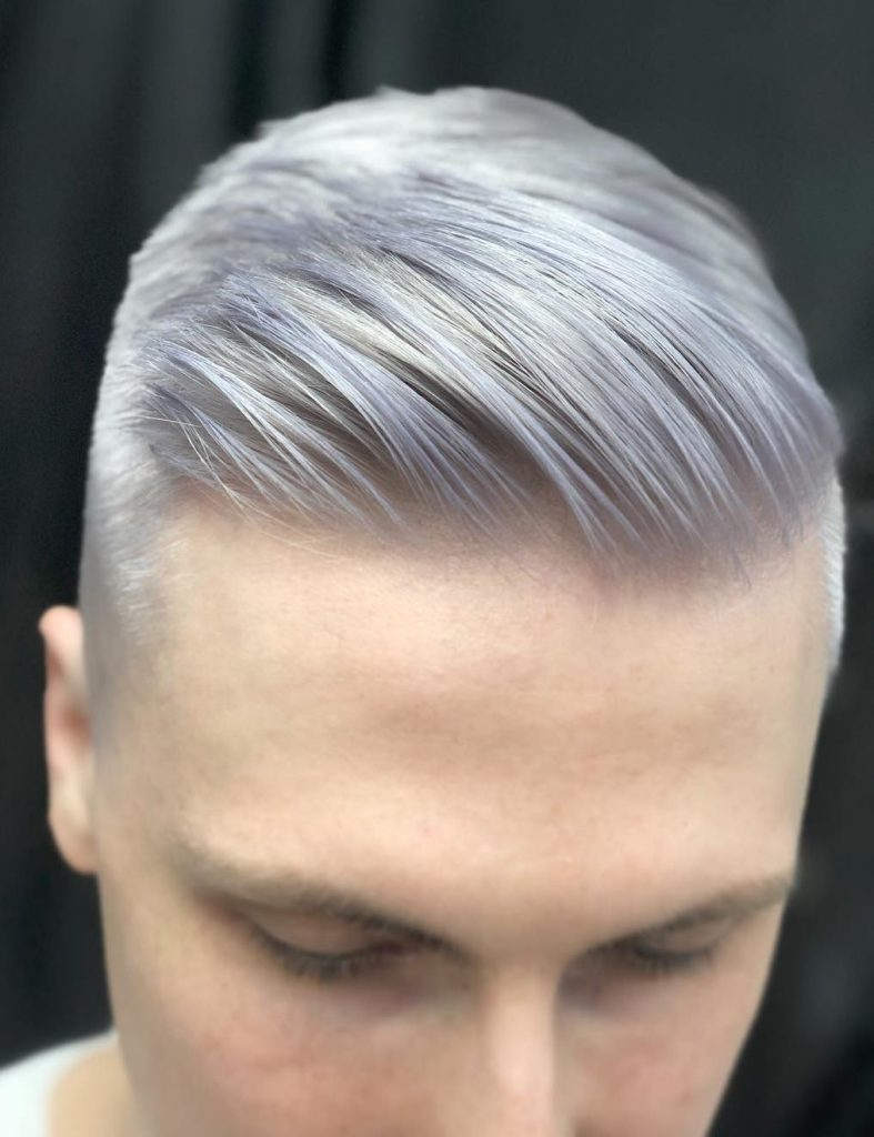 Mens Hair Color & Highlights