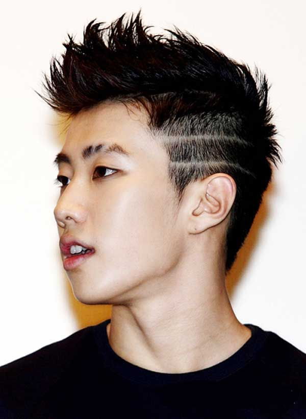 Asian Hairstyles for Men