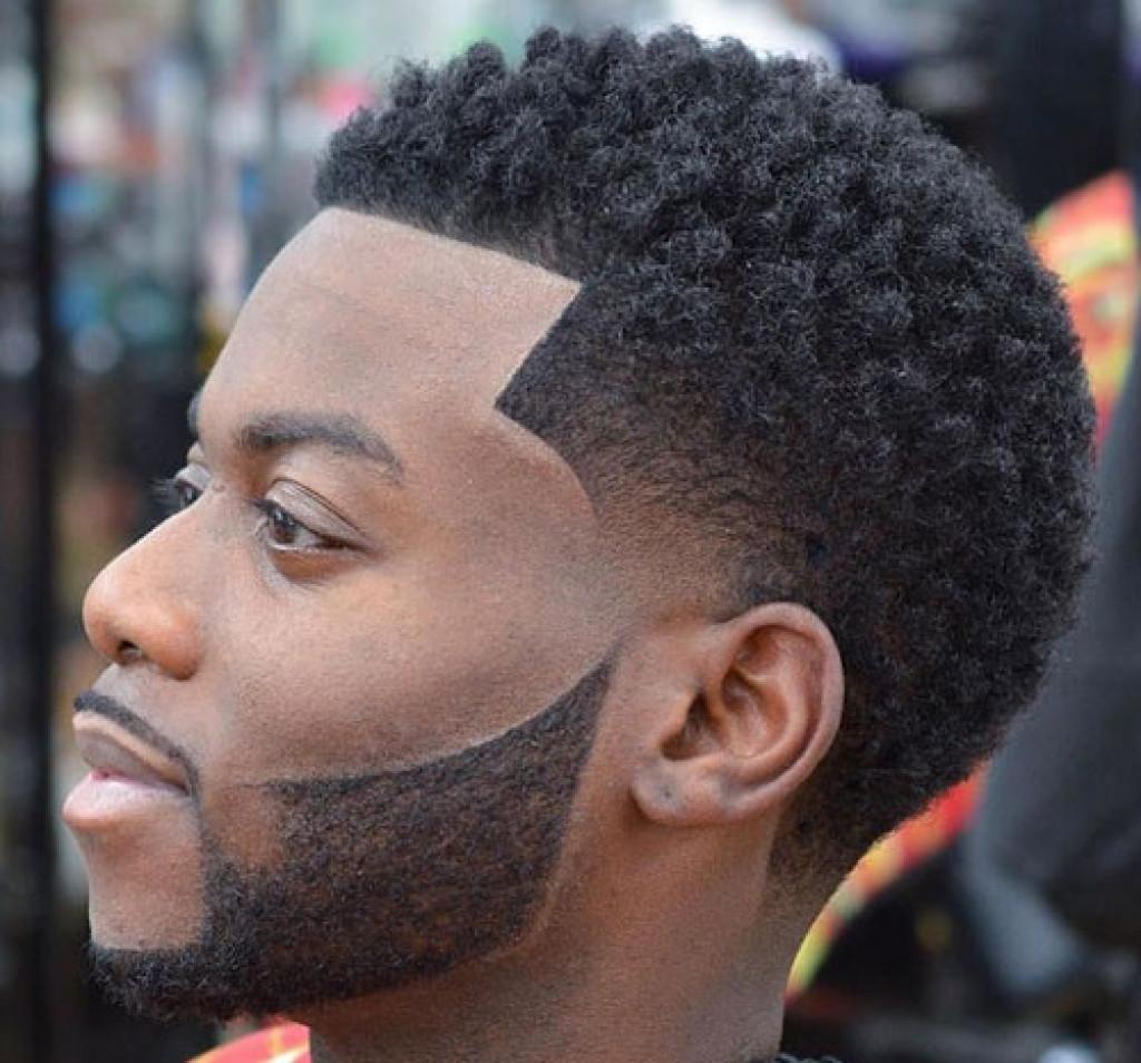 Temple Fade Haircut