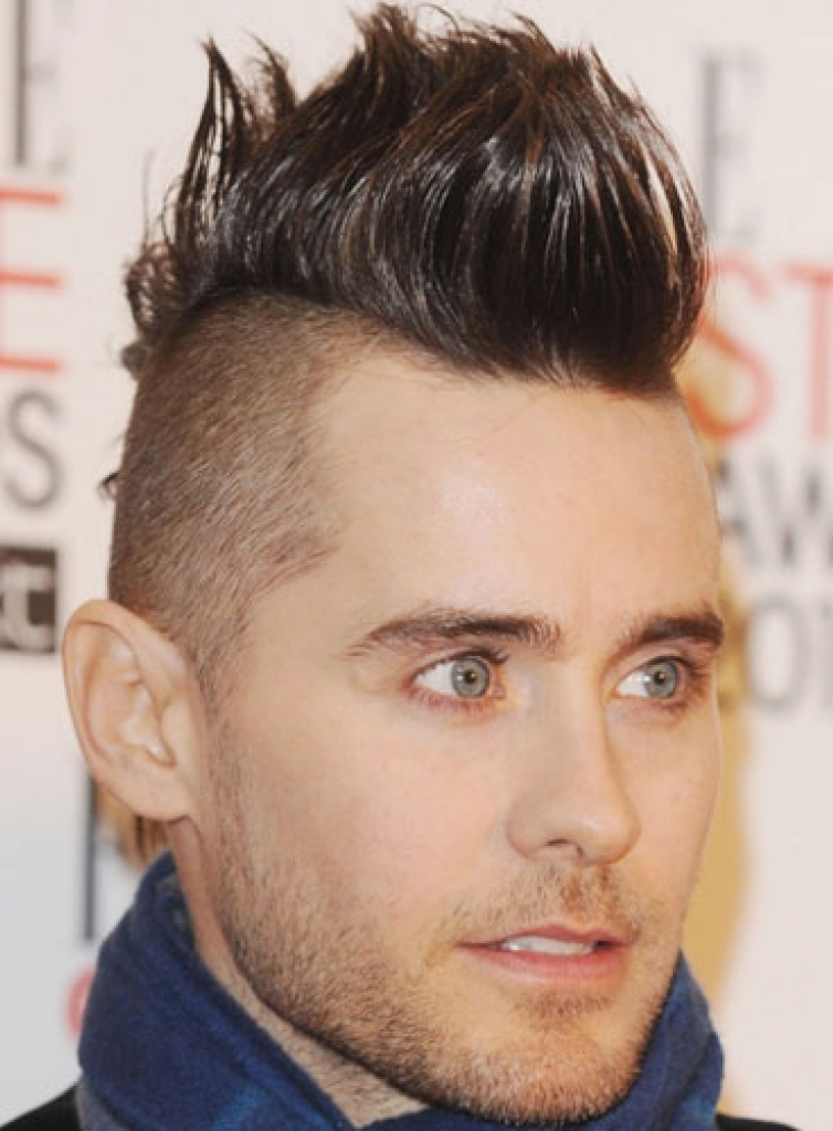Mens Mohawk Hairstyles
