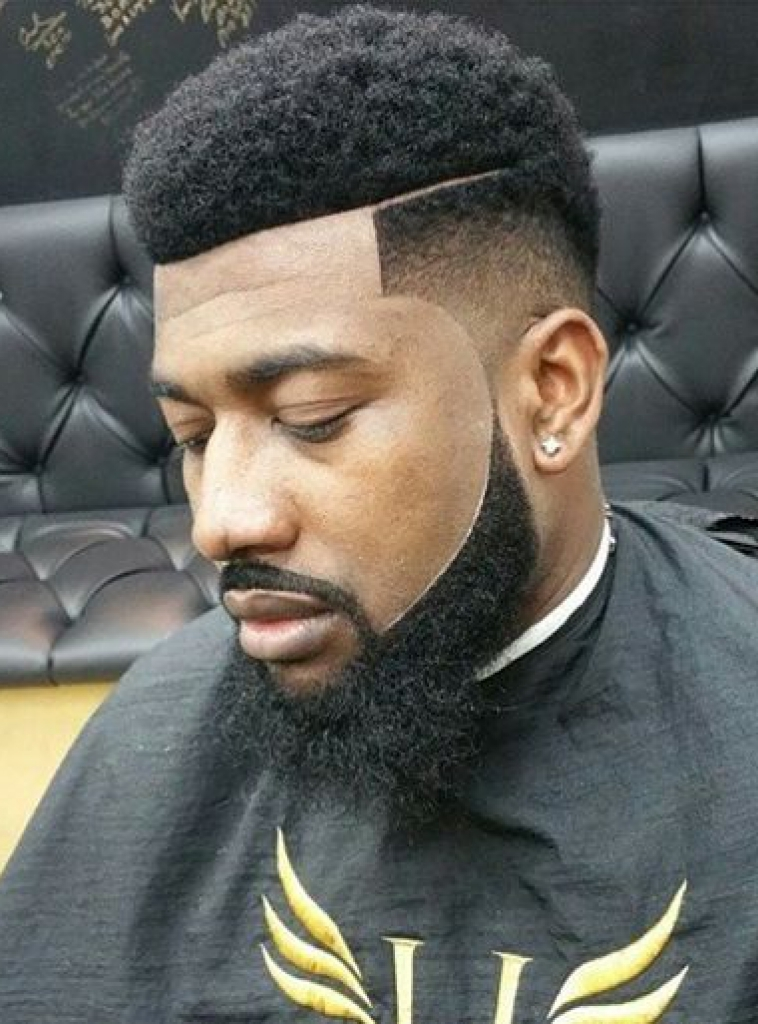Lined Up Fade with Hard Part