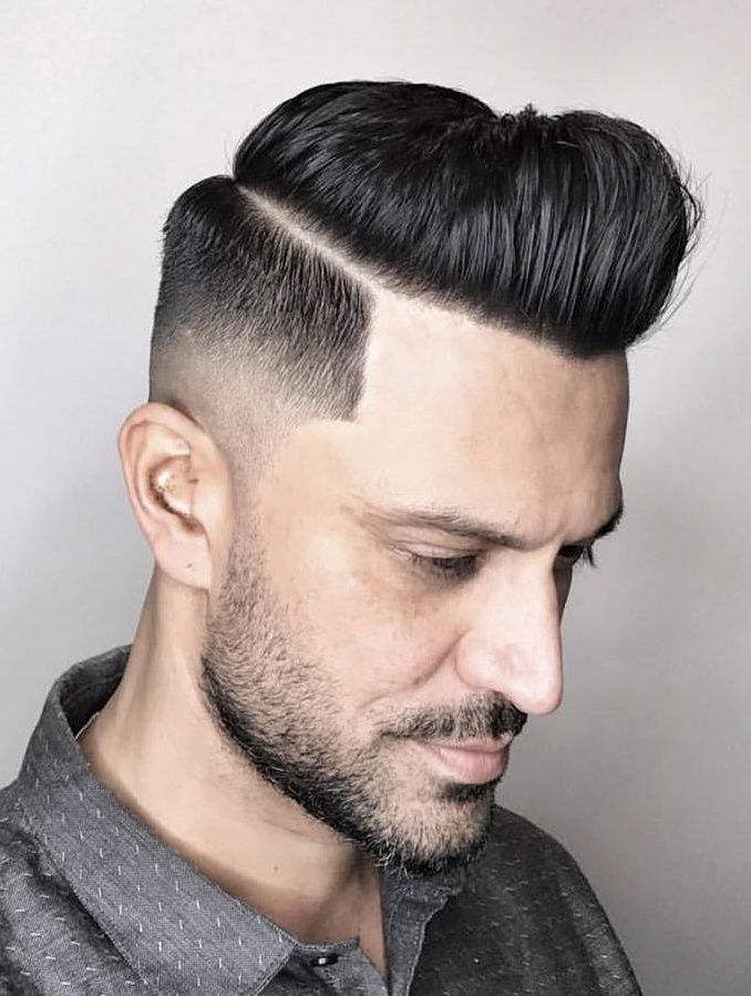 30 Types Of Fade Hairstyles Haircuts For Men Trending Right Now