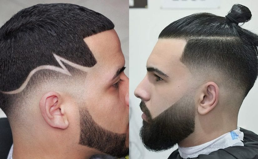 30 Types of Fade Hairstyles & Haircuts for Men Trending Right Now