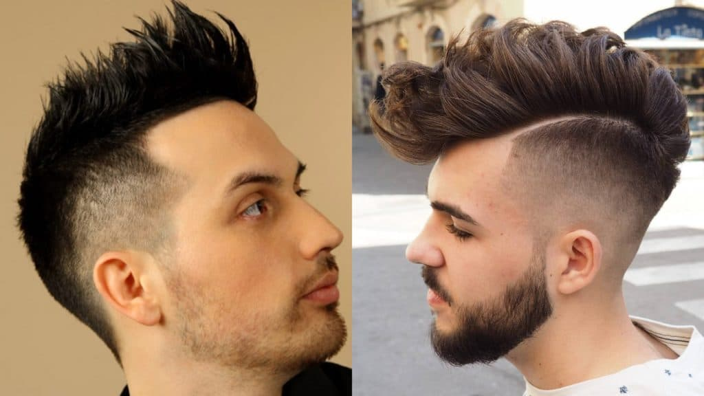 Faux Hawk Hairstyles For Men 15 Best Hairstyle Haircut Ideas