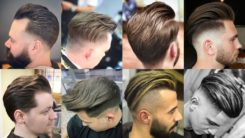 16 Popular Hairstyles For Men with Straight Hair