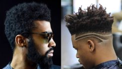 Hairstyles for Black Men – 15 Stylish Haircut & Hairstyle Ideas