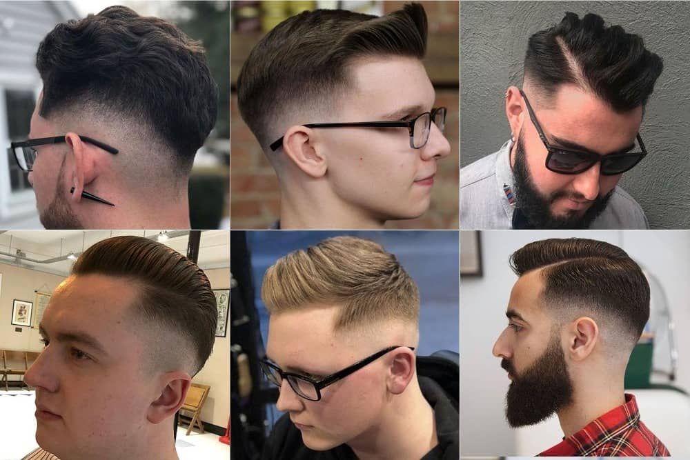 17 Mens Classic Hairstyles That Will Always In Trend