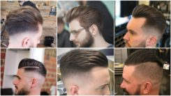 17 Latest Mens Slick Back Hairstyles & Haircut Ideas