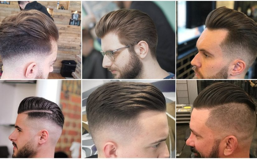 17 Latest Mens Slick Back Hairstyles Haircut Ideas
