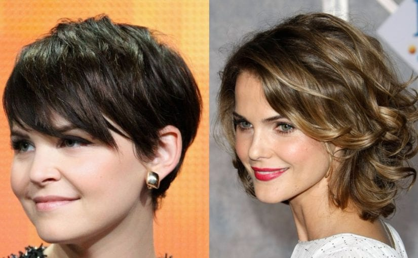 Hairstyles Double Chin: 15 Short Hairstyles For Double Chin Faces